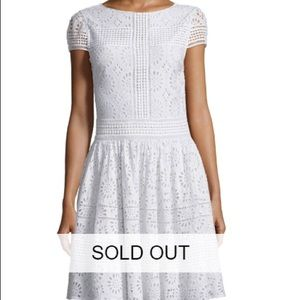Alice + Olivia Imani Medallion Dress